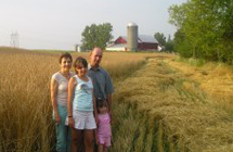 The Leahy Family - Operators of Merrylynd Farms